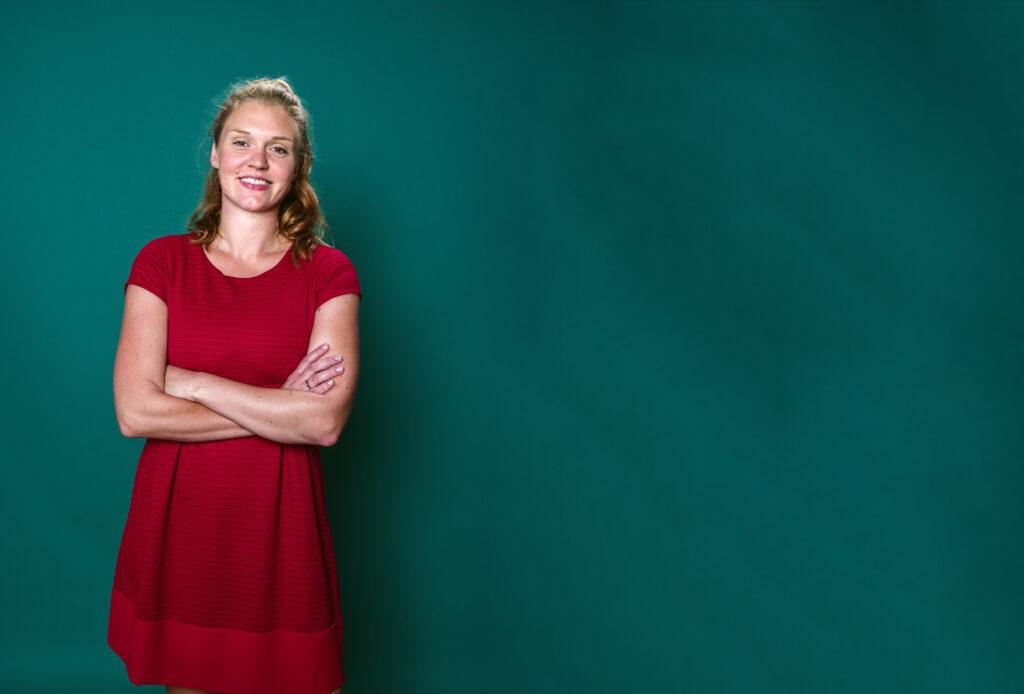 Portrait von Larissa Middendorf