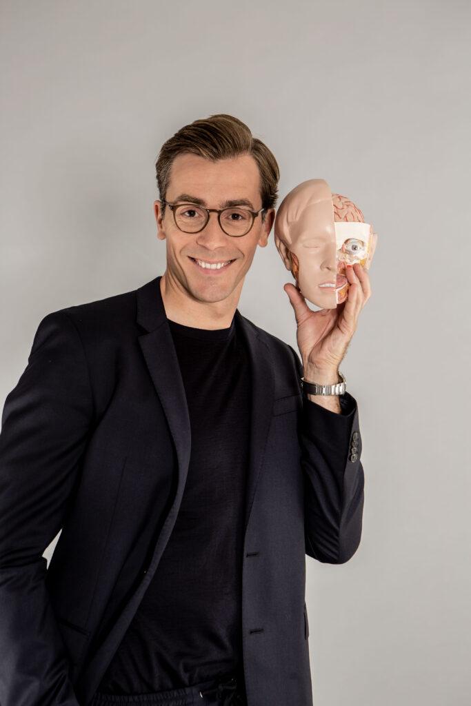 Mediziner Dr. Johannes Wimmer