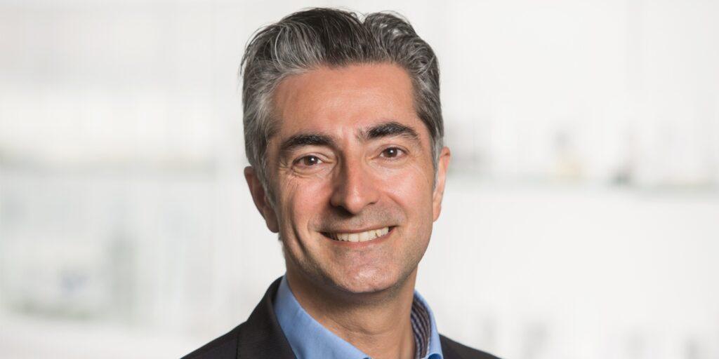 Güngör Kara - Chief Digital Officer von Ottobock