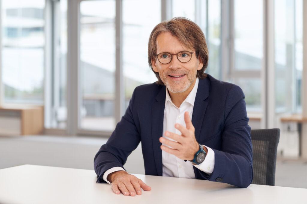 Dr. Joachim Kreuzburg, Copyright:Sartorius
