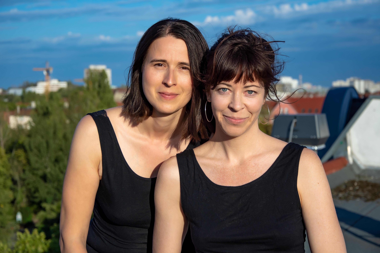 Dr. Maya Fehling und Carolin Kroeger